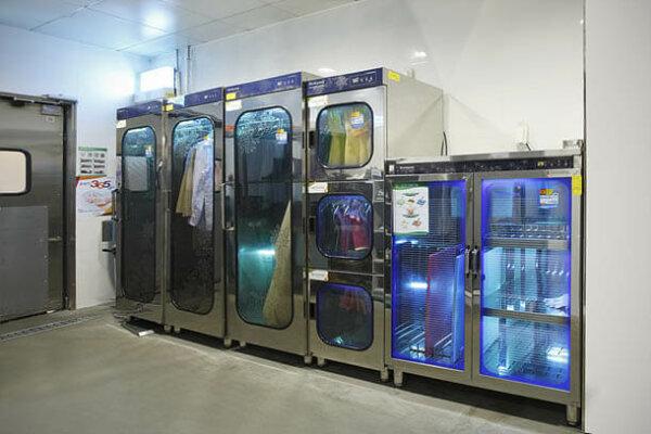 Hệ thống, thiết bị, máy khử trùng (tiệt trùng)