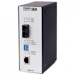 Converter quang từ 10/100Base-T(X) sang 100Base-FX Multi-mode (SC) RUE-111