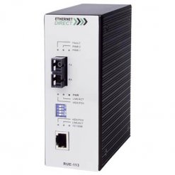 Converter quang từ 10/100Base-T(X) sang 100Base-FX Single-mode (SC) RUE-113