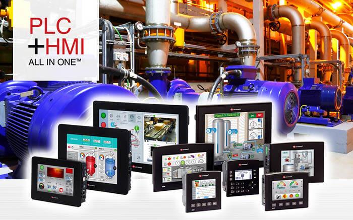 Bộ lập trình PLC, Màn hình HMI Unitronics