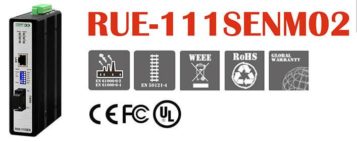 bộ chuyển đổi quang điện công nghiệp RUE-111SENM02