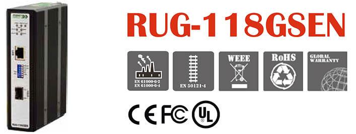 bộ chuyển đổi quang điện công nghiệp RUG-118GSEN