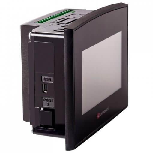 Bộ lập trình PLC + Màn hình cảm ứng HMI 4.3 inch Samba