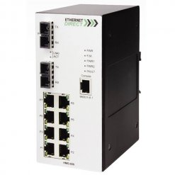 Switch công nghiệp 8-port + 2 LX/SC Gigabit Managed HMG-826
