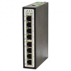 Switch công nghiệp 8-port Unmanaged HUE-800SEN
