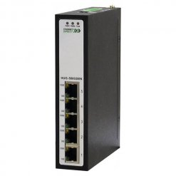 Switch công nghiệp 5-port Full Gigabit Unmanaged HUG-500GSEN