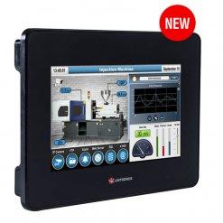 """Bộ điều khiển PLC tích hợp màn hình cảm ứng HMI 7"""""""