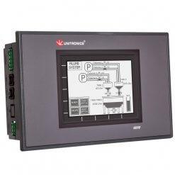 Bộ lập trình PLC tích hợp màn hình HMI 5.7 inch Vision290
