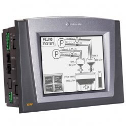 Bộ lập trình PLC tích hợp màn hình cảm ứng HMI 5.7 inch Vision530
