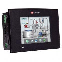 Bộ lập trình PLC tích hợp màn hình cảm ứng HMI 5.7 inch Vision570