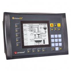 Bộ lập trình PLC tích hợp màn hình HMI 4.7 inch Vision280