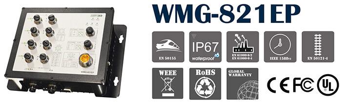 switch công nghiệp WMG-821EP