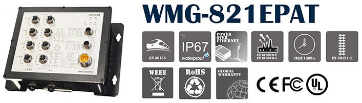 Switch công nghiệp WMG-821EPAT