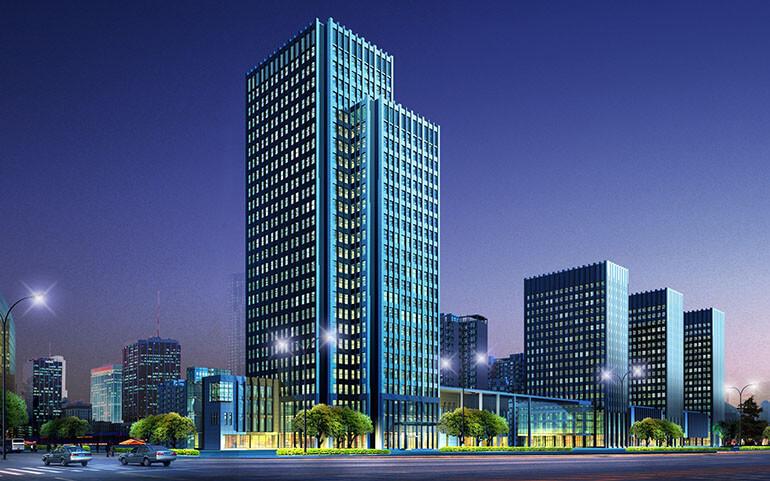 Smart Building hệ thống quản lý tòa nhà bms
