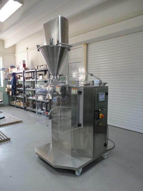 chế tạo máy đóng gói hàng hóa chuyên nghiệp