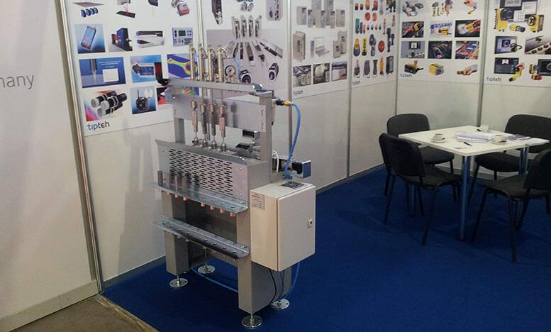 Chế tạo máy kiểm tra chất lượng pin với PLC + HMI Vision350