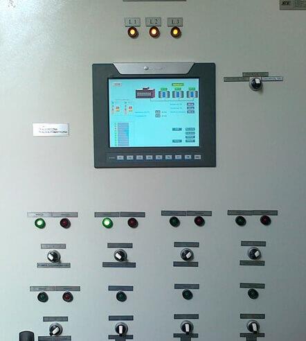 Hệ thống điều khiển giám sát trạm xử lý nước