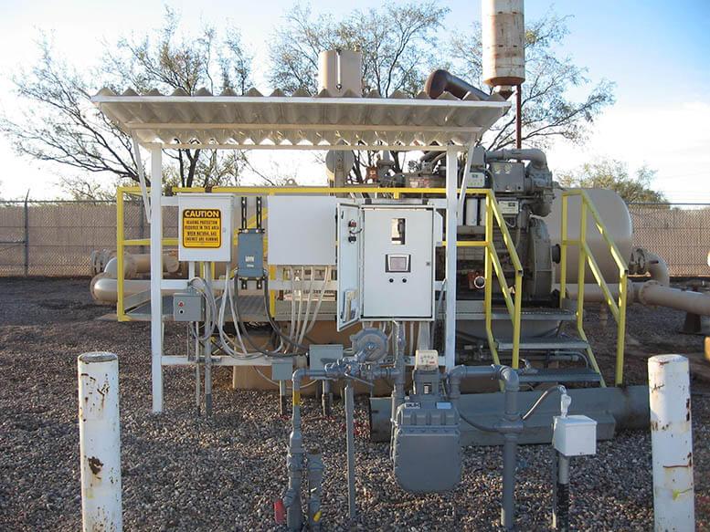 Nâng cấp hệ thống điều khiển máy bơm nước cho thành phố