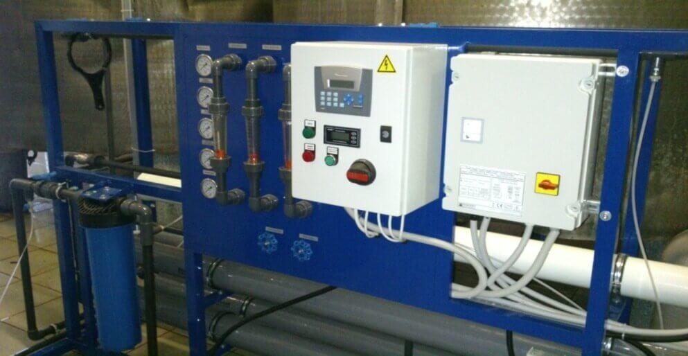 Cải tiến hệ thống lọc nước thẩm thấu ngược