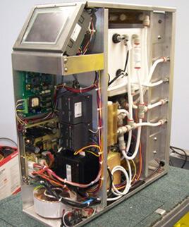 Hệ thống xử lý nước cho điều trị lọc máu sử dụng Vision570