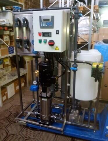 Nâng cấp hệ thống lọc nước thẩm thấu ngược