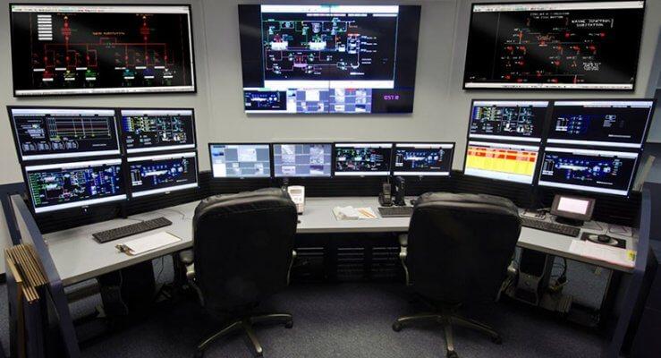 Hệ thống SCADA giám sát điều khiển nhà máy