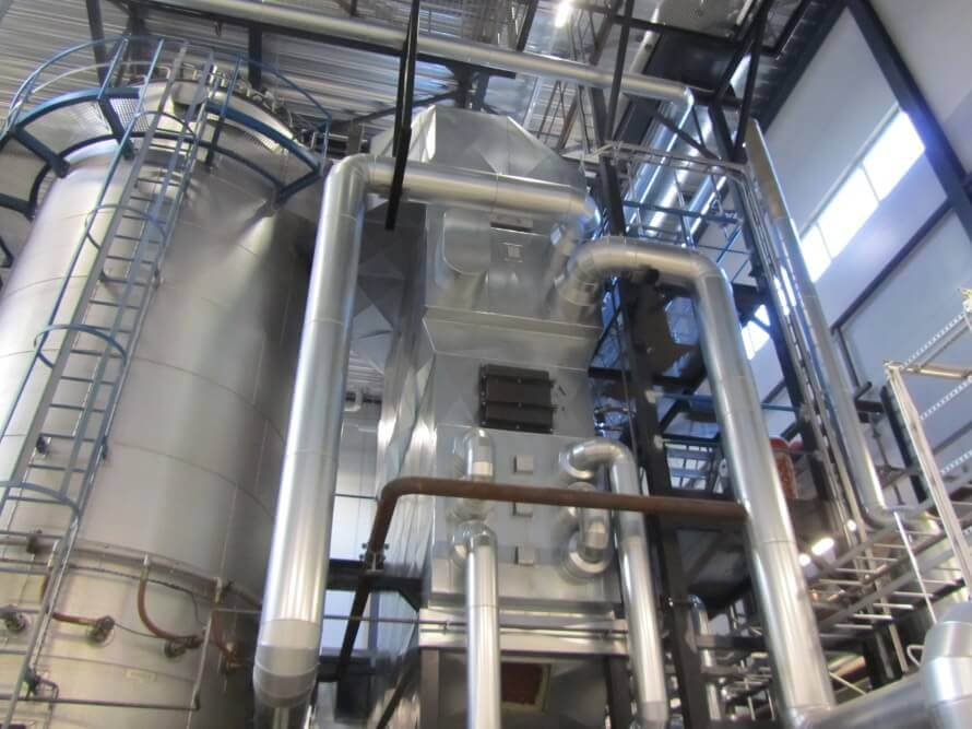 Hệ thống SCADA giám sát điều khiển nhiều nhà máy