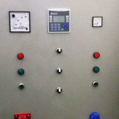 tủ điều khiển trạm xử lý nước thải