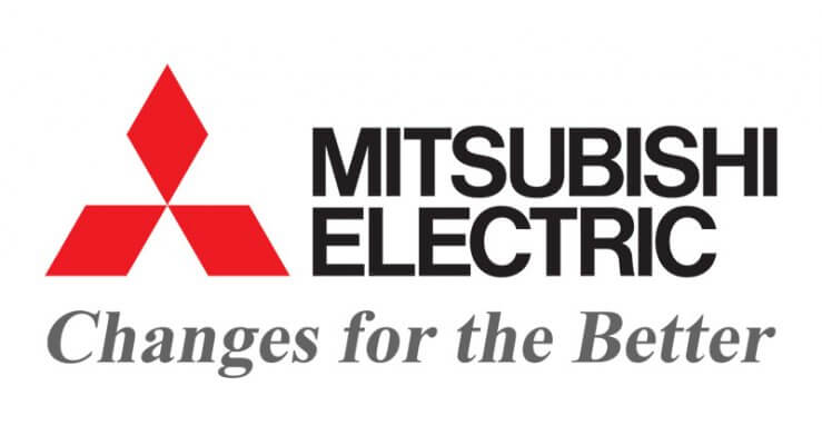 Logo of Mitsubishi Electric