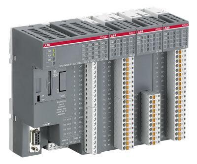 Bộ điều khiển lập trình PLC ABB AC500-eCo Series