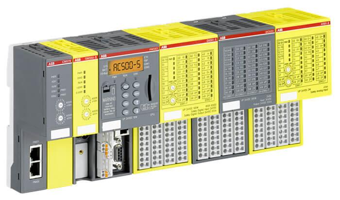 Bộ điều khiển lập trình PLC ABB AC500-S Series