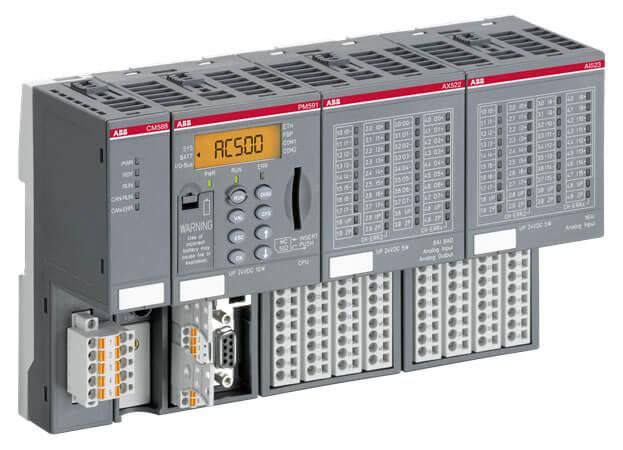 Bộ điều khiển lập trình PLC ABB AC500 Series