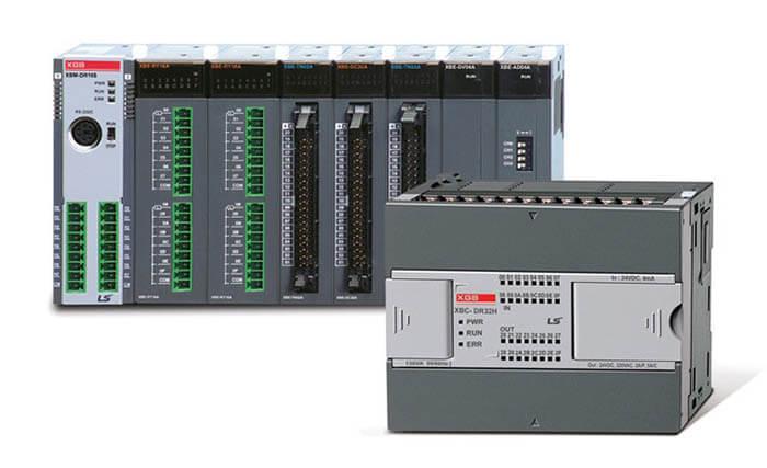 Bộ điều khiển lập trình PLC LS XGB Series
