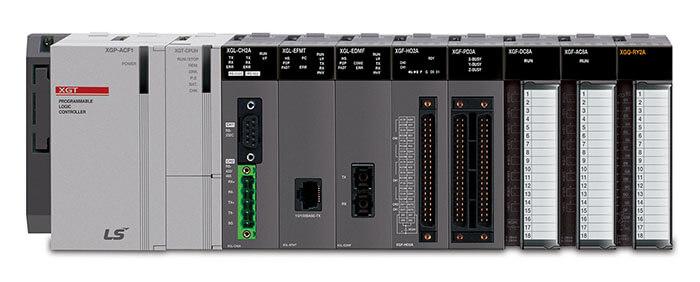 Bộ điều khiển lập trình PLC LS XGT Series