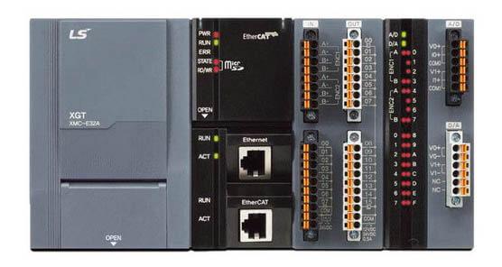 Bộ điều khiển vị trí PLC LS XMC Motion Series