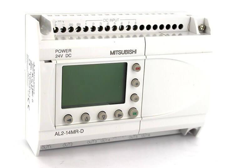 Bộ điều khiển lập trình PLC Mitsubishi Alpha/Alpha2 Series