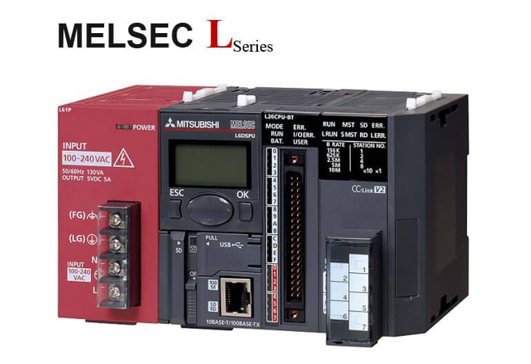 Bộ điều khiển lập trình PLC Mitsubishi L Series