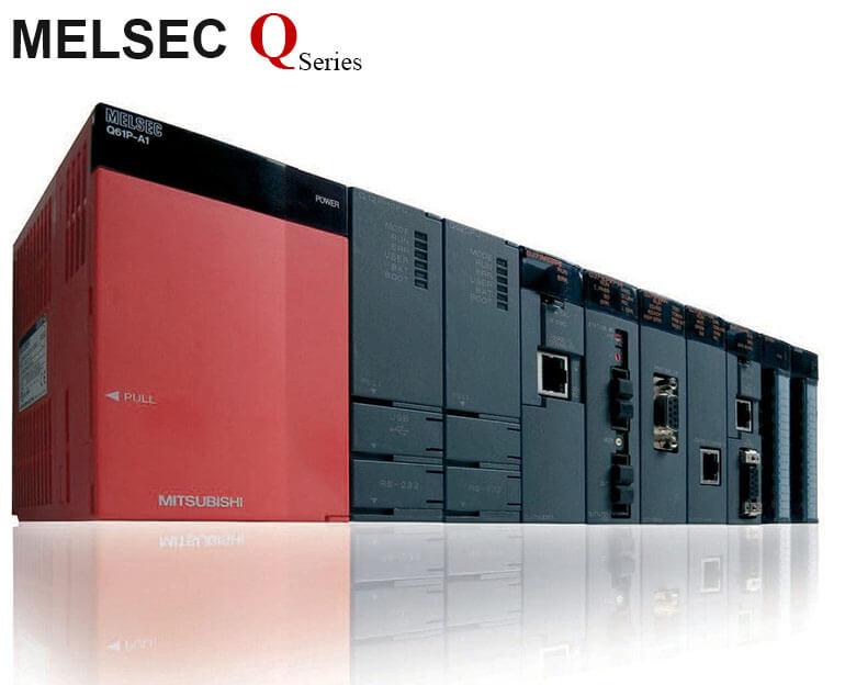 Bộ điều khiển lập trình PLC Mitsubishi Q Series