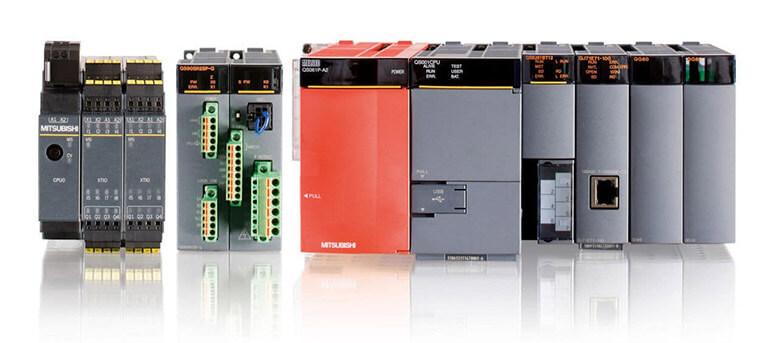 Bộ điều khiển lập trình PLC Mitsubishi QS/WS Series