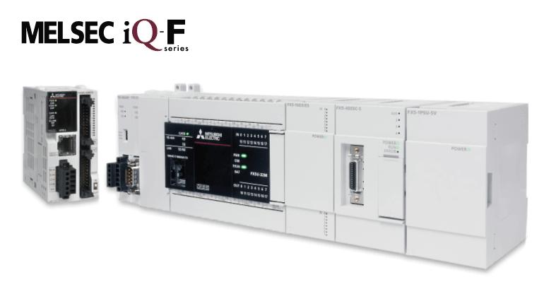 Bộ điều khiển lập trình PLC Mitsubishi iQ-F Series