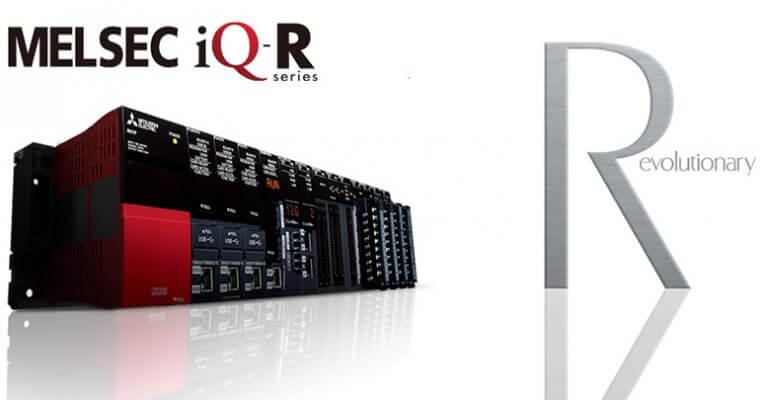 Bộ điều khiển lập trình PLC Mitsubishi i-QR Series