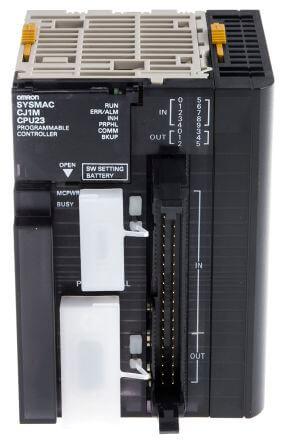 Bộ điều khiển lập trình PLC Omron CJ1/CJ1M Series