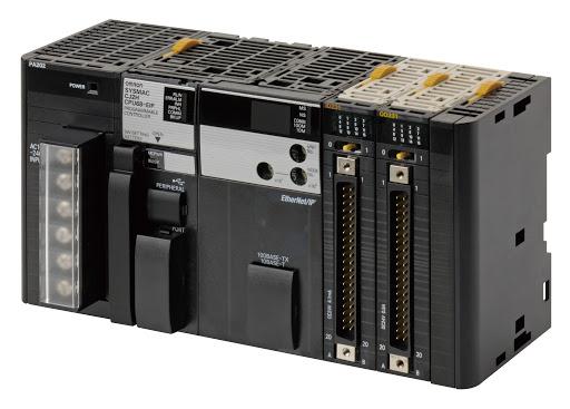 Bộ điều khiển lập trình PLC Omron CJ2M Series