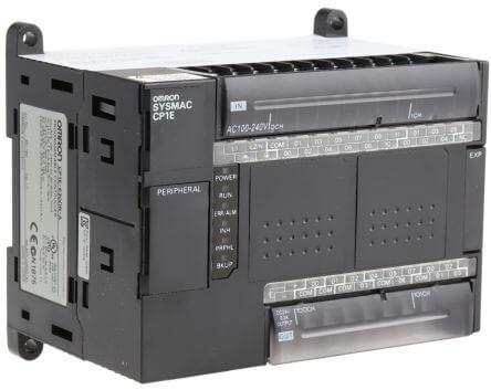Bộ điều khiển lập trình PLC Omron CP1E Series