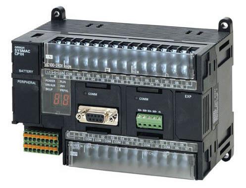 Bộ điều khiển lập trình PLC Omron CP1H Series