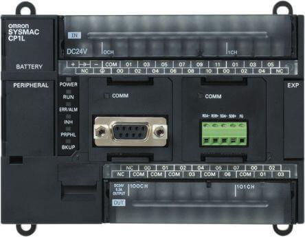 Bộ điều khiển lập trình PLC Omron CP1L Series
