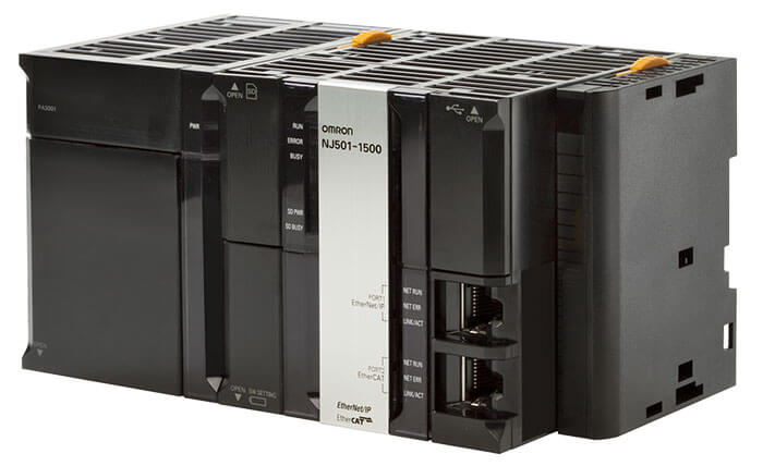 Bộ điều khiển lập trình PLC Omron NJ Series