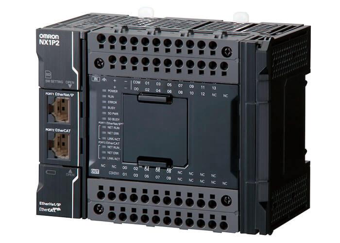 Bộ điều khiển lập trình PLC Omron NX1P Series
