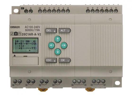 Bộ điều khiển lập trình PLC Omron ZEN Series