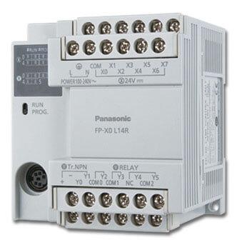 Bộ điều khiển lập trình PLC Panasonic FP-X0 Series